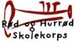Rød og Hurrød skolekorps - Fredrikstad